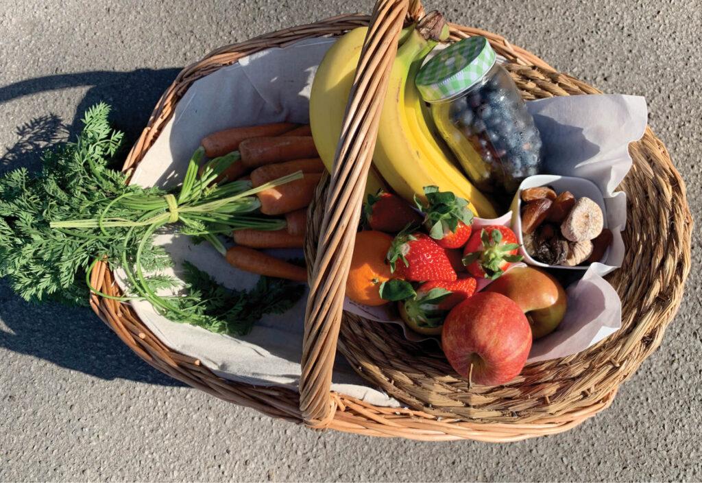 Vitaminpillen statt Obst und Gemüse?