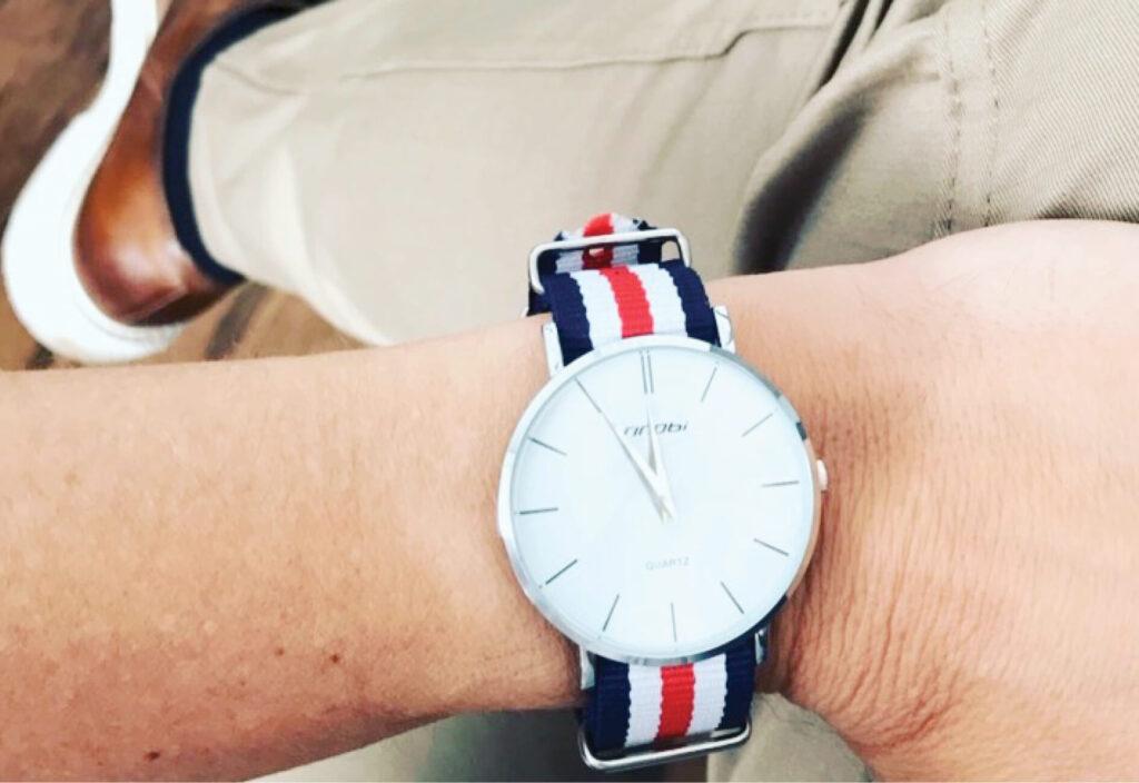 Abnehmen mit Blick auf die Uhr?