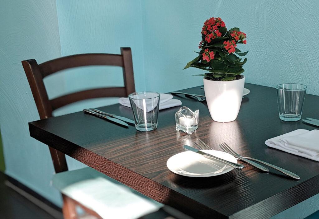 Hilfe für einen gesund gedeckten Tisch?