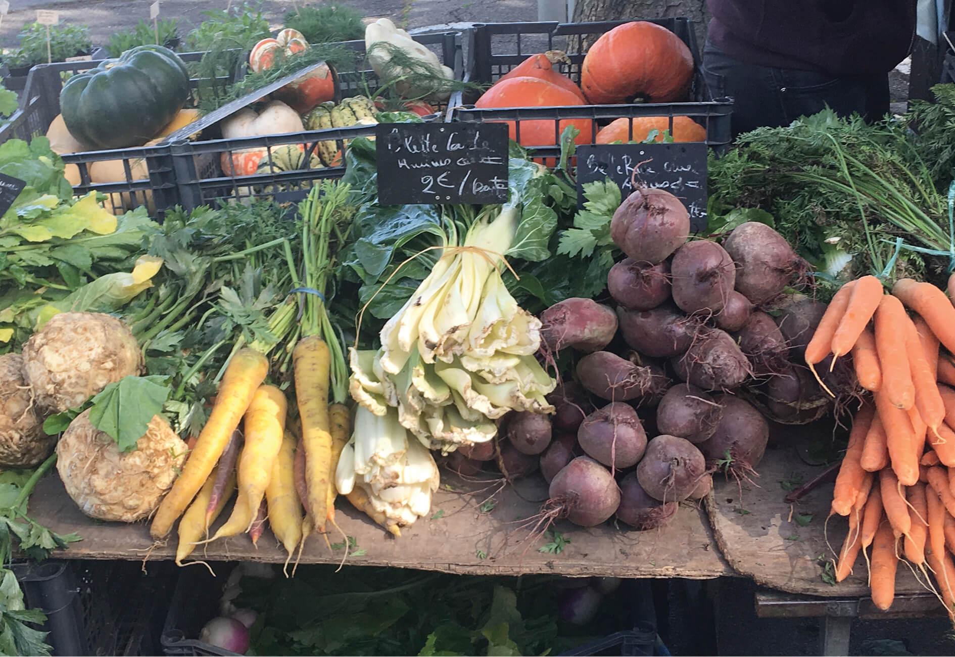 Vegetarisch gesund leben - wie geht das?