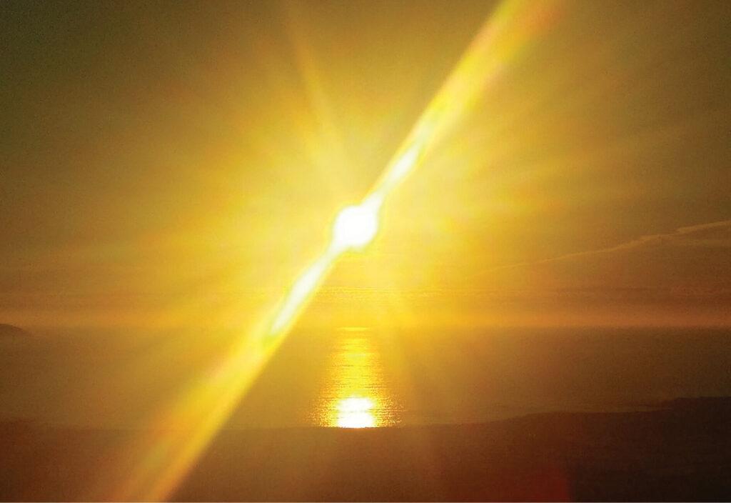 Sonnenbad ohne Reue